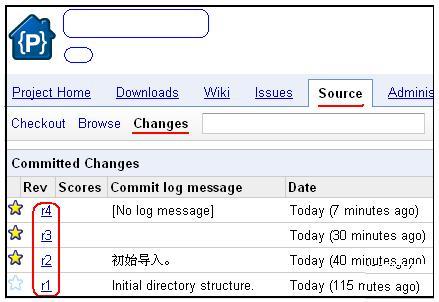 使用google code托管项目源代码,实现异地共享
