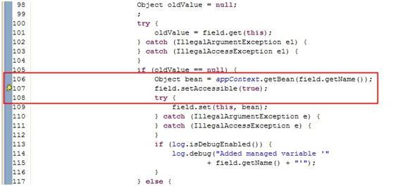 从 FingBugs的错误来看JAVA代码质量 - 断尘伤痕 - 断尘居