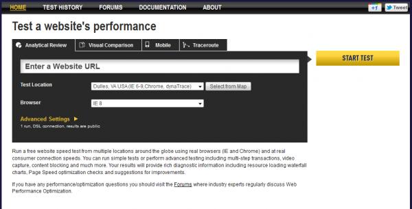 Zz 13个优秀的网站检测工具推荐 - 尘泥 - 世界的瞭望哨