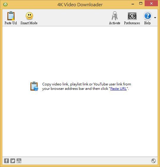 4K Video Downloader (万能视频下载器)视频下载或转 MP3 工具