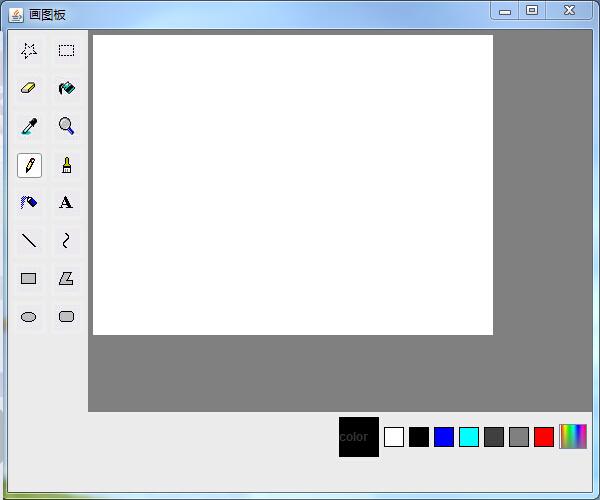 简单的画画边框